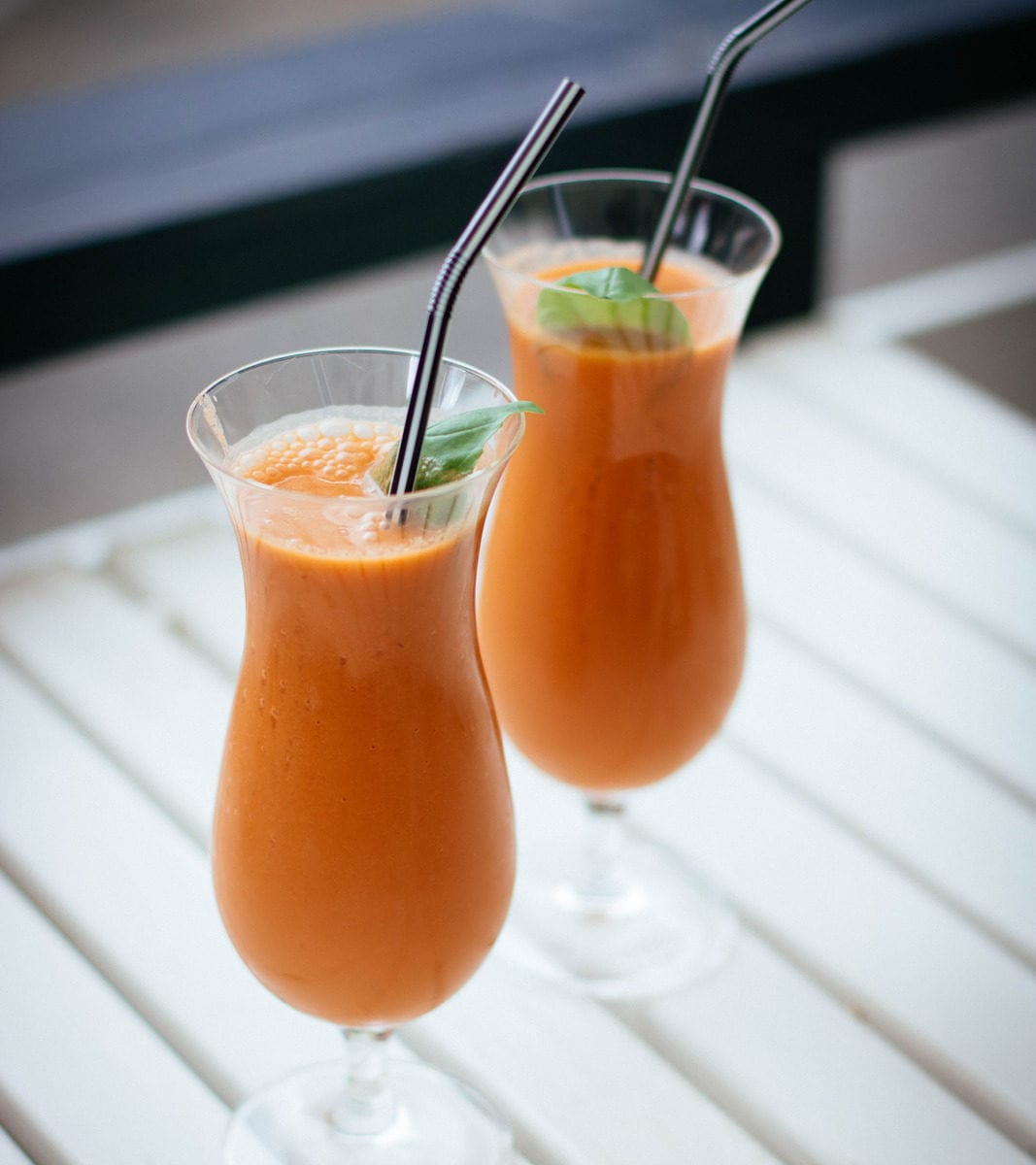 Canva - Selective Focus Photography of Two Orange Drinks